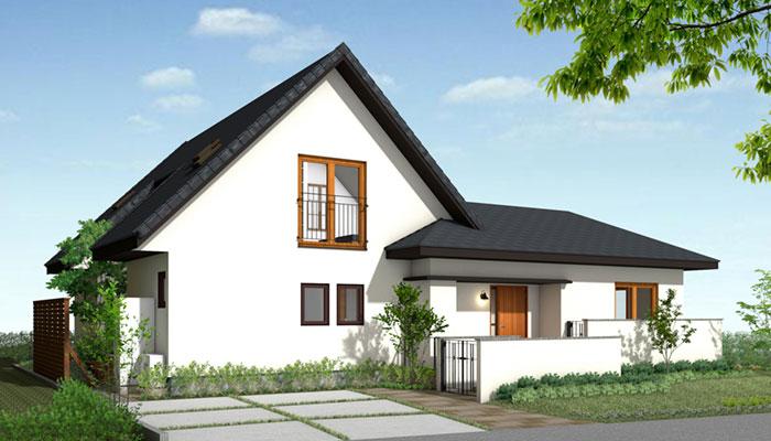 Alsace(アルザス)シリーズ 三世代がゆったり暮らせる大屋根デザイン
