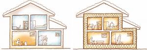 寒さに強い家の特徴とは?【冬に暖かい住まいを実現しよう】の画像