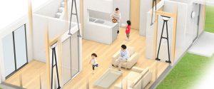 地震に強く耐震性に優れた家作りの4つのポイント【ハウスメーカー選び】の画像