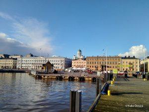 第一回 自然が近い都市、ヘルシンキ【前編】の画像