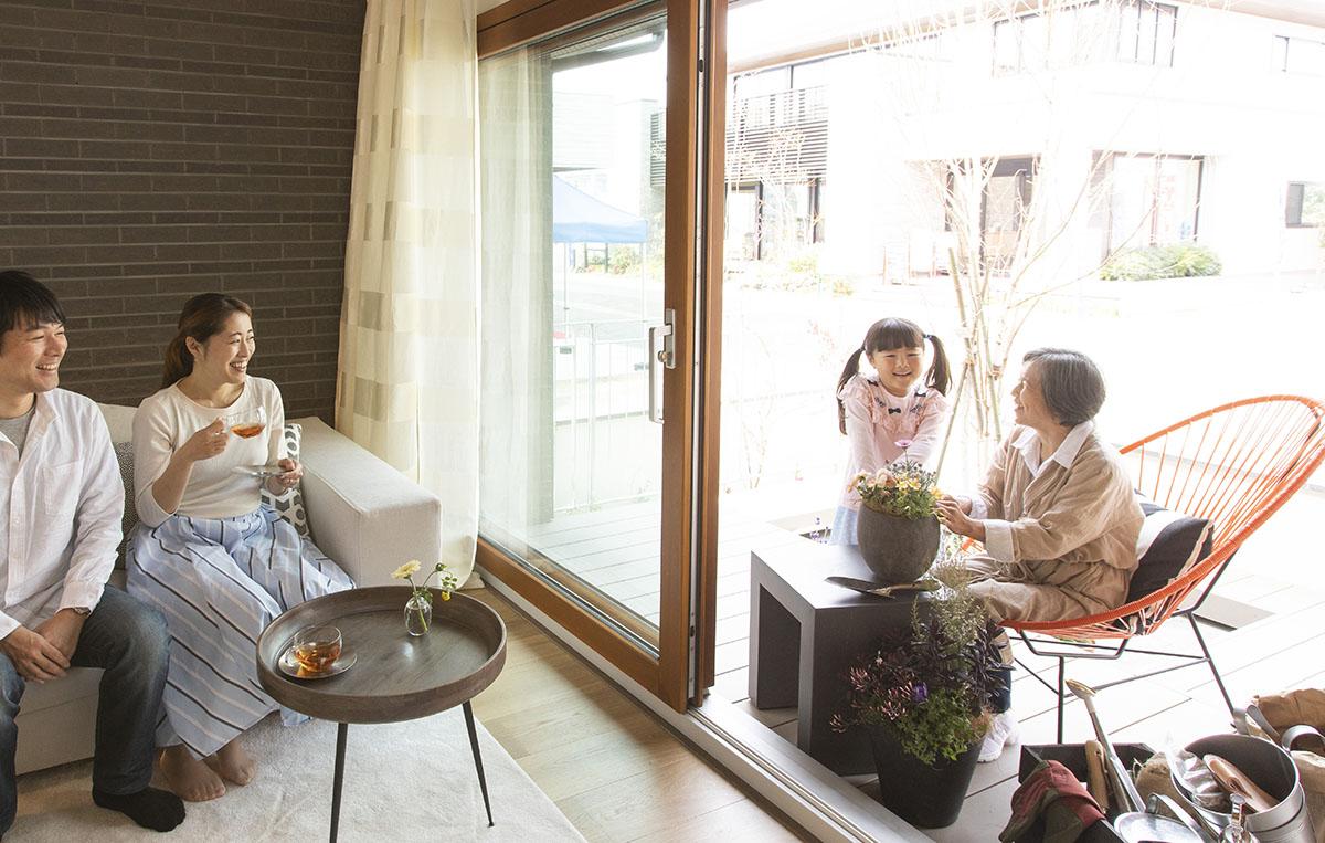 良い家とは家族が健康的に生活できる家