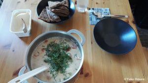 第二回 フィンランドの食卓の画像