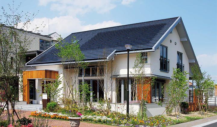 断熱性に優れた北洲ハウジングの高性能住宅
