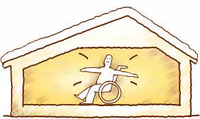 バリアフリー設計を考慮した、高齢になっても住みやすい家づくり
