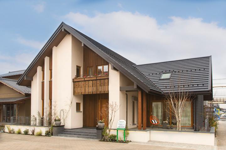 埼玉県にある北洲ハウジングの住宅展示場(川越ハウジングギャラリー)