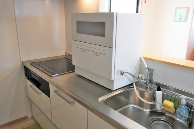 据え置き型の食洗機