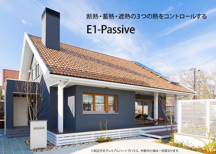 E1-Passive(イーワン パッシブ)