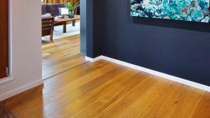 木製フロア 日常のお手入れの画像