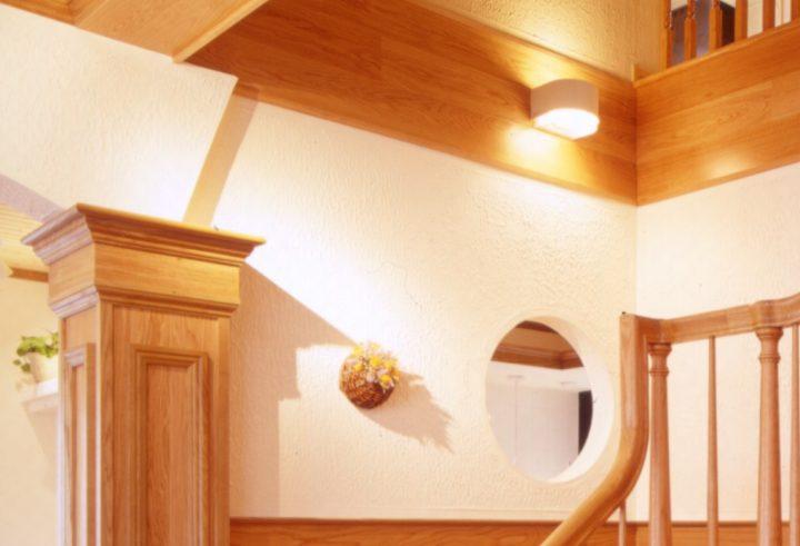 室内塗り壁の補修方法の画像