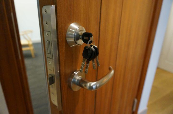 鍵の抜き差しをスムーズにするお手入れ方法の画像
